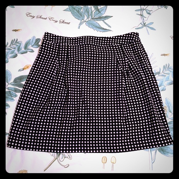 The Limited Dresses & Skirts - The Limited Microdot Mini Skirt